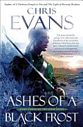 Ashes of a Black Frost Iron Elves Book 3