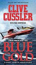Blue Gold (NUMA Files) Cover