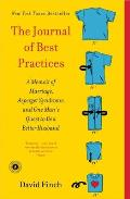 The Journal of Best Practices: A Memoir of Marriage, Asperger Syndrome, and One Man's Quest to Be a Better Husband Cover