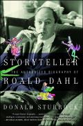Storyteller: The Authorized Biography of Roald Dahl Cover