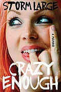 Crazy Enough: A Memoir Cover
