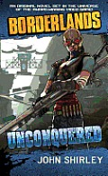 Unconquered (Borderlands) Cover