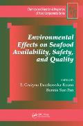 Environmental Effects on Seafood Availability and Qualities