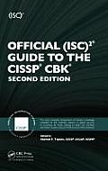 Official ISC2 Guide to the CISSP CBK 2nd Edition
