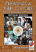 Creating a Lean Culture: Tools to Sustain Lean Conversions Cover