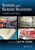 Surimi and Surimi Seafood, Third Edition