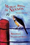 Musical Birds of Nevada: Silence! Meadowlark Singing