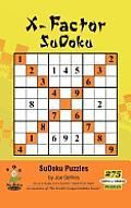 X-Factor SuDoku