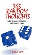 365 Random Thoughts: In the Style of Wittgenstein, Lichtenberg and Carlin