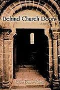 Behind Church Doors