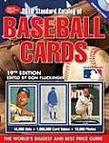 Standard Catalog of Baseball Cards [With CDROM] (Standard Catalog of Baseball Cards)
