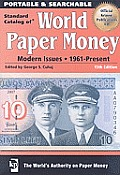 Standard Catalog of World Paper Money - Modern Issues (DVD)