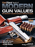 Gun Digest Book of Modern Gun Values (Gun Digest Book of Modern Gun Values)