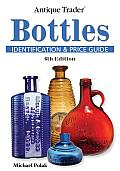 Antique Trader Bottles Identification and Price Guide Cover