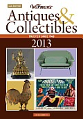 Warman's Antiques & Collectibles (Warman's Antiques & Collectibles Price Guide) Cover