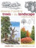 Drawing & Painting Trees in the Landscape Cover
