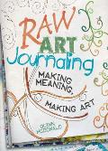 Raw Art Journaling Cover