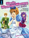 Shojo Wonder Manga Art School Create Your Own Cool Characters & Costumes with Markers