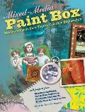 Mixed Media Paint Box Weekly Projects for a Year of Creative Exploration