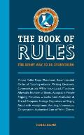 Book of Rules (12 Edition)