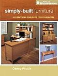Simply-Built Furniture (Popular Woodworking)
