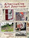 Alternative Art Journals Explore Innovative Approaches to Collecting Your Creativity