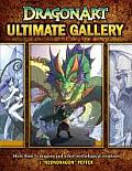 Dragonart Ultimate Gallery: More Than 70 Dragons and Other Mythological Creatures Cover