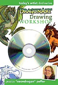 DragonArt Drawing Workshop [With DVD] (Today's Artist DVD)