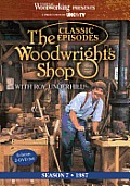 Classic Episodes, the Woodwright's Shop (Season 7)