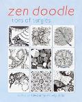 Zen Doodle Tons of Tangles