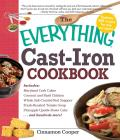 The Everything Cast-Iron Cookbook (Everything) Cover