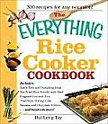 The Everything Rice Cooker Cookbook (Everything) Cover