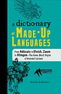 Dictionary of Made Up Languages