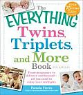 Everything Twins Triplets & More Book 2nd Edition