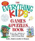 Everything Kids Games & Puzzles Book