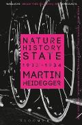Nature, History, State: 1933-1934 (Athlone Contemporary European Thinkers)