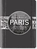 Little Black Book of Paris, 2013 Edition