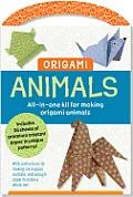 Animals Origami Kit