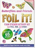Large Foil It! Butterflies & Friends