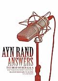Ayn Rand Answers