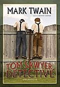 Tom Sawyer, Detective [With Earbuds]