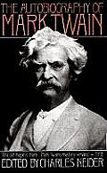 The Autobiography of Mark Twain Cover