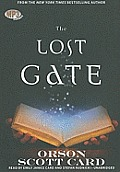 The Lost Gate (Mithermages) Cover