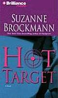 Troubleshooters #8: Hot Target (Abridged) Cover