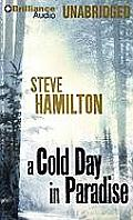 Alex McKnight #1: A Cold Day in Paradise