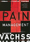 Burke Novels #13: Pain Management Cover
