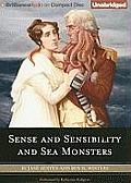 Sense and Sensibility and Sea Monsters (Quirk Classics) Cover
