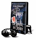 Betrayal in Death [With Headphones]