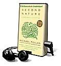 Second Nature: A Gardener's Education [With Earbuds]
