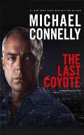 Harry Bosch #4: The Last Coyote (Abridged) Cover